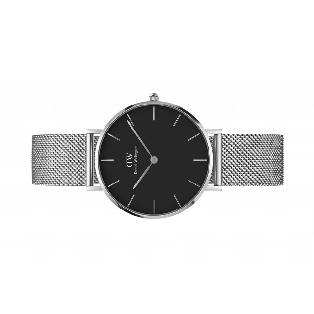 Daniel Wellington – Petite Sterling Black
