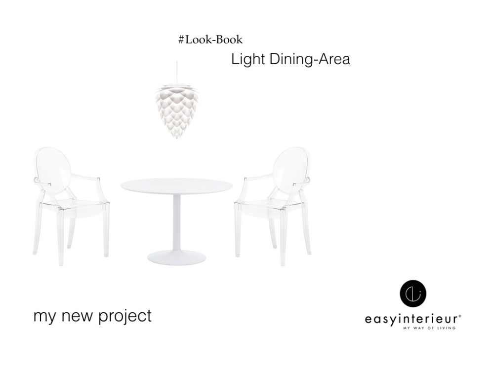 Look Book dining area essbereich