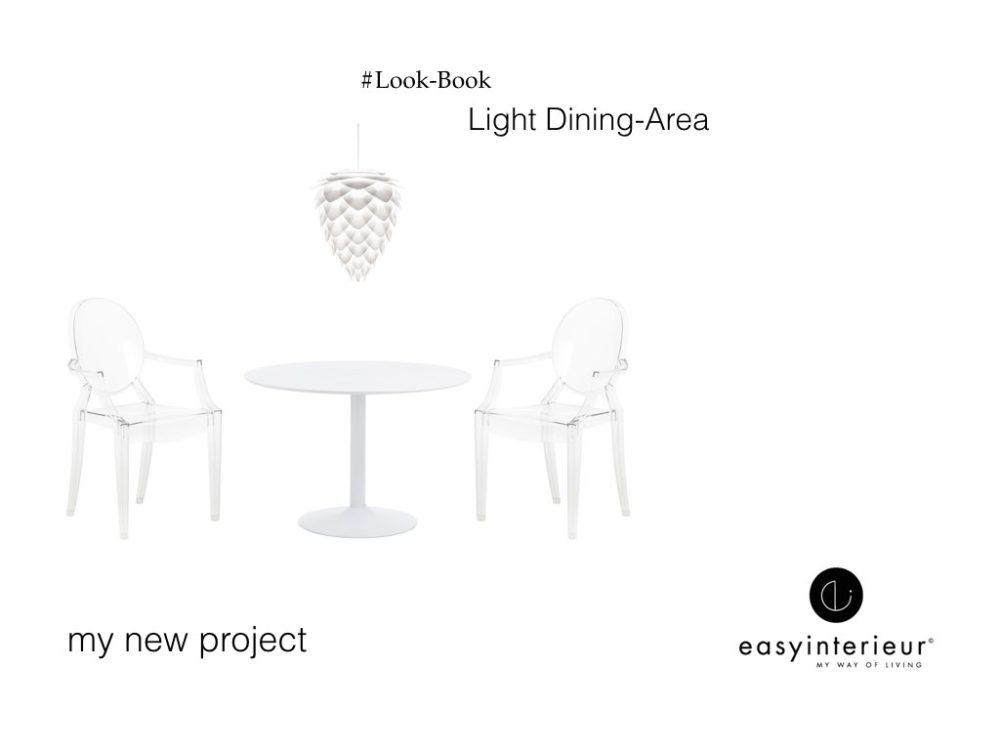 Look Book dining area essbereich