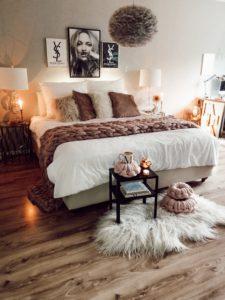 Easyinterieur Herbstdekoration Schlafzimmer Kissen