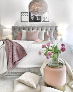 JoopLiving Bett Chesterfield