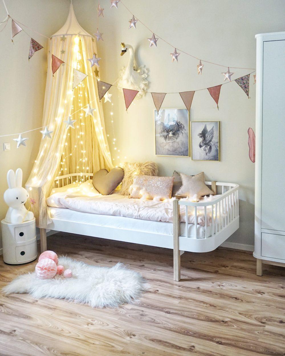 Mädchen Kinderzimmer Kinderbett Oliverfurniture bei Easyinterieur
